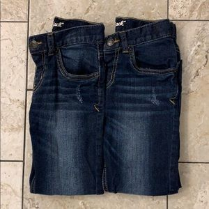 Set of 2 size 5T boot cut jeans